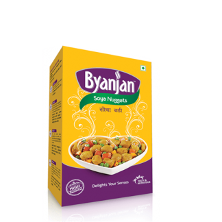 Byanjan Soya Nuggets 250 gm