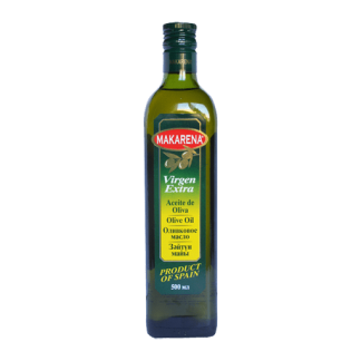 Makarena Extra Virgin olive oil 500 ml bottle