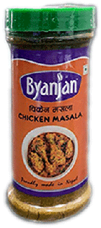 Byanjan Chicken Masala