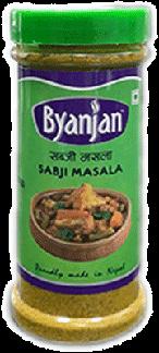 Byanjan Sabji Masala