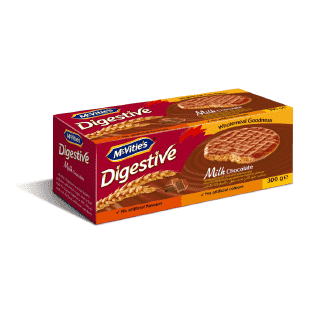 McVities Digestive Milk Choc (UK)