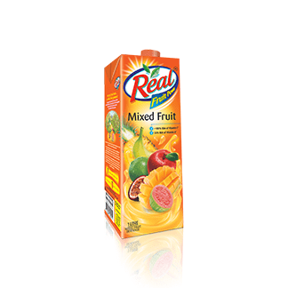 Real Mixed Fruit Juice 1 Lit.