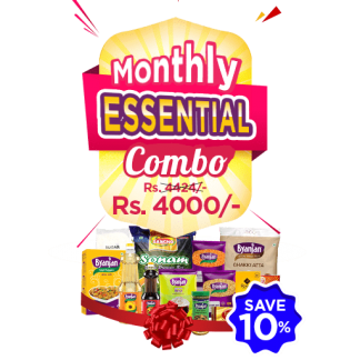 Monthly Essential Combo Offer