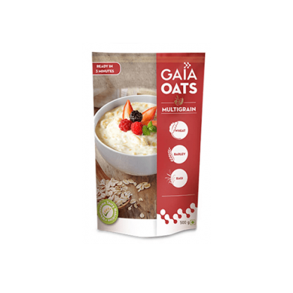 Gaia Oats With Multigrains