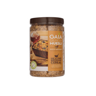 Gaia Muesli Nutty Delight